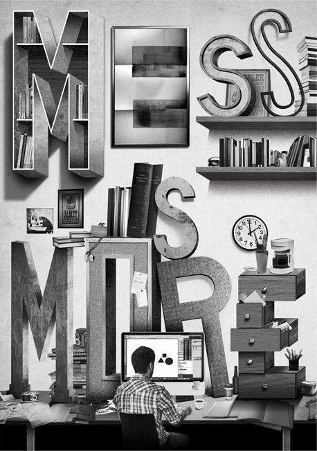 MessIsMore1